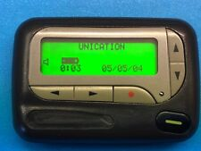 10 Unication Elite Alphanumberic Pagers, 900Mhz, Flex, Synthesized