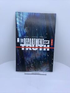 Department Of Truth # 5 Turrill Cover D Image Comics