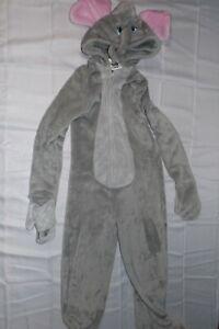 "Kids size 8/9 ""Flappy Suits"" Elephant Halloween Costume - EUC"