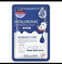 3X Hyaluronic  Acid Intensive Moisturising  Sheet Face Mask, Deep Hydration