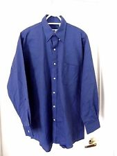 Cintas button front casual shirts for men ebay for Heavy button down shirts