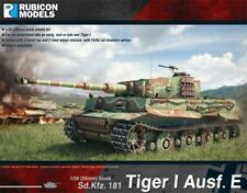 Rubicon Models - Sd.Kfz.181 Tiger I Ausf. E 1/56 (28mm) Germany early mid late