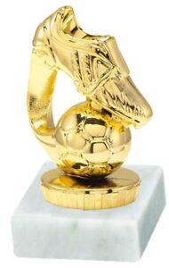 Fussball-Pokal (Schuh) mit Ihrer Wunschgravur (P005)