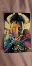 Benedict Cumberbatch as Dr. Strange 4X6 photo with COA