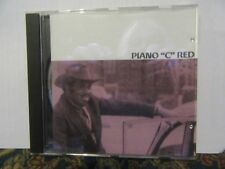 "Piano ""C"" Red-Self-titled Fan Club CD"