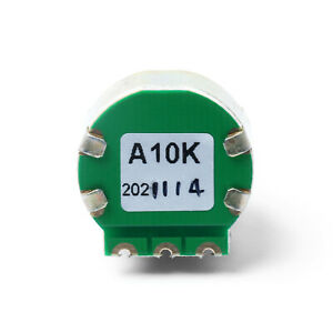 DACT Type SMD 21 Stepped Attenuator/Volume Control Potentiometer 10/20/100/250K