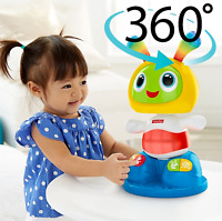 Fisher-Price Bright Beats Dance & Move BeatBo DLX Spins 360 DYM81