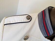 MONDO white Military Style JACKET - Size L