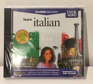 Learn Italian - EuroTalk Interactive