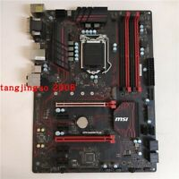 FOR MSI Z270 GAMING PLUS LGA1151 Z270 game board DDR4 support 7700K CPU TEST OK