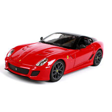 Burago Red color Ferrari 599 Gto Car Plastic Vehicles Model 1:24th