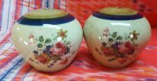 Robert Gordon Australian pottery salt and pepper shakers Annies Range