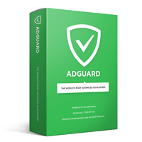 AdGuard for Android / iOS Lifetime 1 Mobile devices Personal license