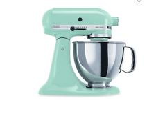 KitchenAid® Artisan 5 qt. Stand Mixer in Aqua