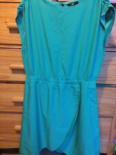 H & M Dressy Green Dress Size 14