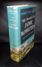 Taylor, Robert / Travels of Jaimie McPheeters First Edition 1958 Hardcover w/DJ