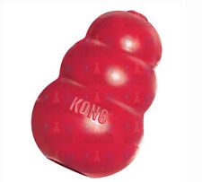 KONG CLASSIC SMALL T3 Red Tough Durable Dog Rubber Chew Toy Stuffing Treats