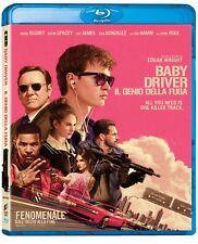 Baby Driver - Il Genio Della Fuga (Blu-Ray) SONY PICTURES
