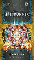 Android Netrunner Underway recordSanSan cycle 4