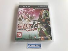Way Of The Samurai 4 - Sony PlayStation PS3 - FR - Neuf Sous Blister