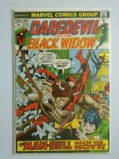 Daredevil and The Black Widow #95 (Detached Cover) 2.0 Gd (1973) 0000069E