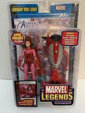 Marvel Legends Scarlet Witch Legendary Rider Series