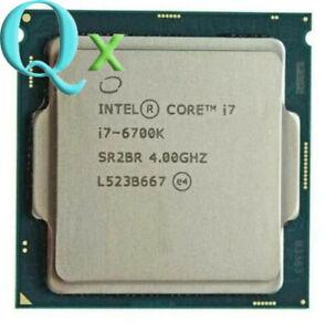 Intel i7-6700K 4GHz 8MB Quad Core i7 CPU Processor LGA 1151