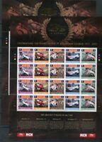 Isle of Man ZD MiNr. 1676-85 postfrisch MNH Motorrad (GF13905