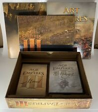 🏛 Age of Empires 3 III [Collector's Edition] (PC 2005) - Complete in Box