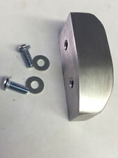 Kickstand lift block extension for Harley Dyna Sportster bagger FXD FXDL FXDB