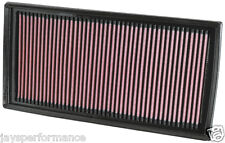 KN AIR FILTER REPLACEMENT FOR MERCEDES BENZ C63, CLK63 AMG V8 6.3 2006 - 2010