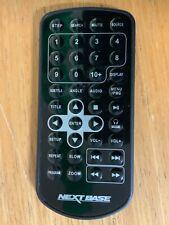 Next Base DVD Remote Control