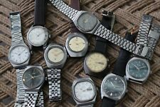 Lot of 10 working mechanical vintage Hmt Watches in good original condition