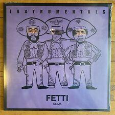 Curren$y Freddie Gibbs Alchemist Fetti Instrumentals Vinyl Lp Record NEW SEALED