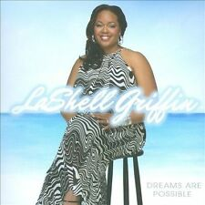 LaShell Griffin - Dreams Are possible - New Factory Sealed CD