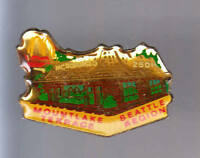 RARE PINS PIN'S .. MC DONALD'S RESTAURANT MONTLAKE TERRACE SEATTLE USA ~13