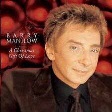A CHRISTMAS GIVE OF LOVE  by Barry Manilow (CD, Nov-2002, Columbia (USA) Holiday