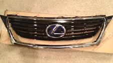 *NEW 2011 LEXUS GS450H HYBRID GRILL W/ CHROME TRIM EMBLEM OEM GS300 GS430 GS350