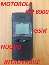 MOTOROLA VIP 8900 GSM NO 8700 8200 STARTAC MICROTAC NUOVO