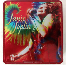 Janis Joplin Collectors Edition 3 CD Set 34 Songs 60s Classic Rock Music Hits