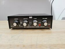 MFJ 407D Deluxe Curtis Electronic Keyer C MY OTHER HAM RADIO GEAR ON EBAY