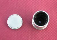 Lens Po-51, 2,8 /20mm, M27x0.75-mount for Bolex, Micro 4/3, Sony Nex, Nikon J1,