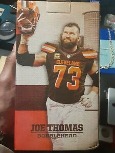 Joe thomas bobblehead Brand New In Box