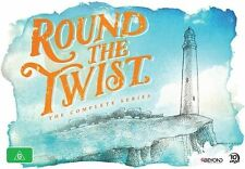 Round The Twist Collector's Gift Set DVD Box Set 10-Disc Set R4 New Sealed