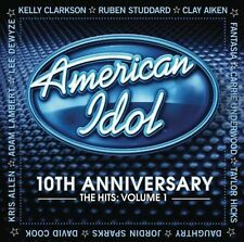 AMERICAN IDOL - 10TH ANNIVERSARY VOL.1 - 12 tracks / Adam Lambert