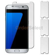3X LCD Ultra Clear HD Screen Protector for Phone Samsung Galaxy S7 Edge 600+SOLD
