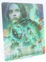 STAR WARS ROGUE ONE - Lenticular 3D Flip Magnet Cover FOR bluray steelbook