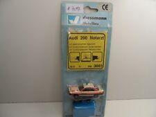 "Viessmann  3003 - HO - Audi 200 - "" NOTARZT "" - TOP in OVP - #7097"