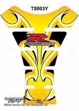 Suzuki GSXR 600 750 1000 Motorcycle Tank Pad Tankpad Motografix 3D Gel Protector