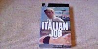 THE ITALIAN JOB Digitally Remastered LTD UK Full Carton PAL VHS VIDEO 1999 Mini